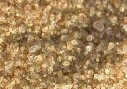 Песок намывной (классифицированный обогащённый)