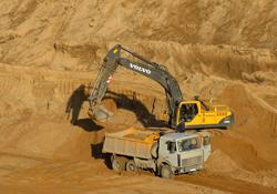 Купить карьерный песок в Пензе с доставкой